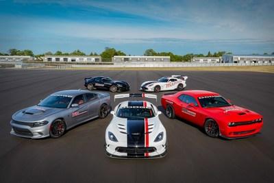 "Dodge is sponsoring the new M1 Concourse in Pontiac, Mich., and the Dodge Viper ACR will serve as the site's ""Official Pace Car."" Dodge is providing two Viper ACRs to be utilized at all track events, including driving schools and M1 Motorsports Club events. Dodge also is contributing a Viper GTS, Dodge Charger SRT Hellcat and Challenger SRT Hellcat to the M1 Performance Fleet."