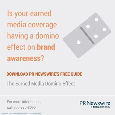 Elevate Your Earned Media with The Domino Effect: http://cisn.co/2dmT2m9