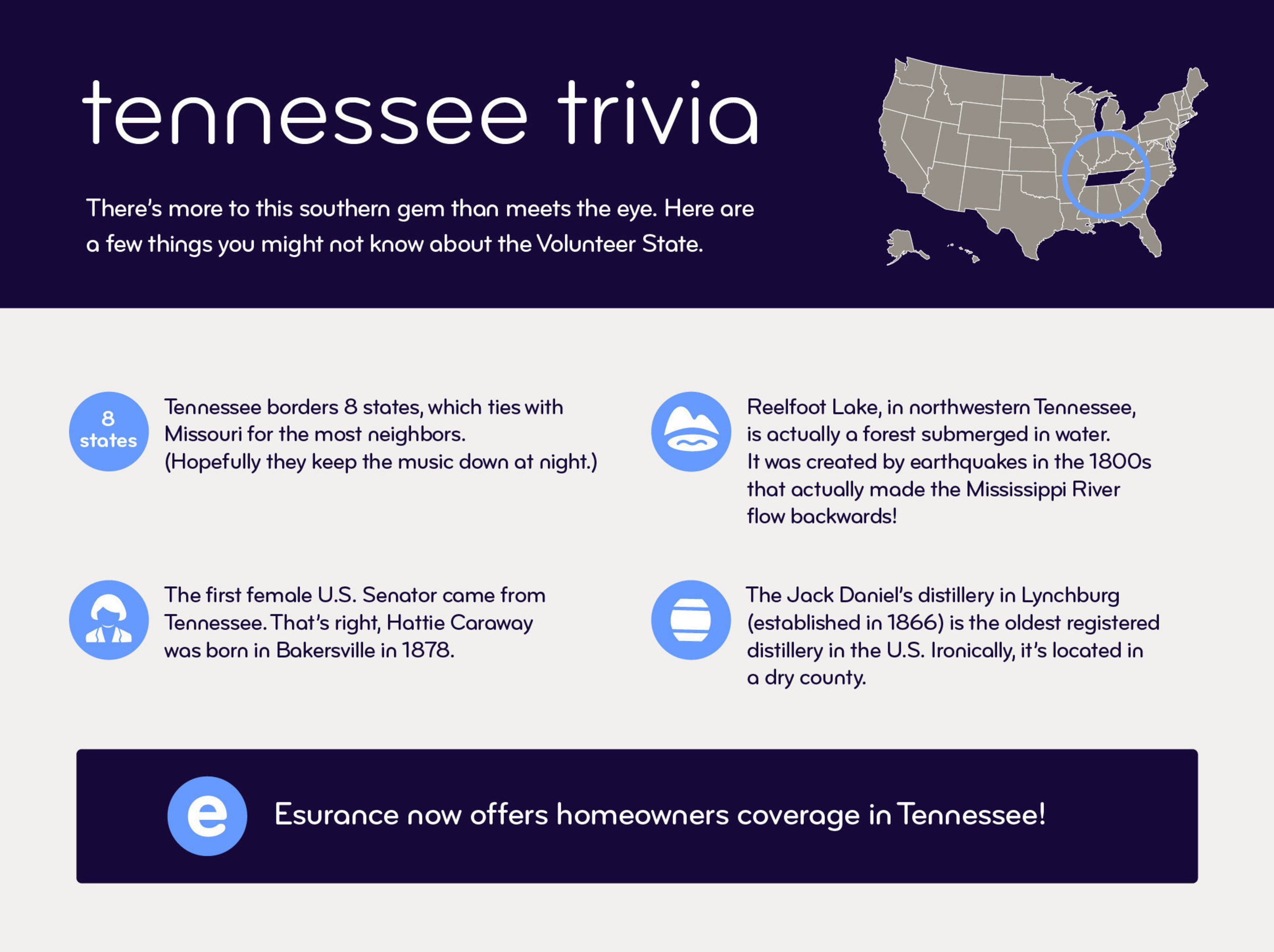 Esurance Quotes Esurance Homeowners Insurance Now Available In Tennessee