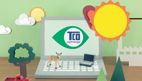 TCO Certified offers a complete sustainability certification for IT products (PRNewsFoto/TCO Development)