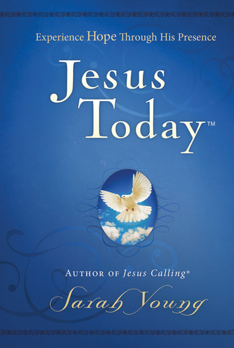 Jesus Today by Sarah Young (Thomas Nelson).  (PRNewsFoto/Thomas Nelson Publishers)