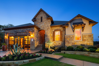 Standard Pacific Homes, one of the nation's leaders in homebuilding quality, introduces all-new architectural concepts at The Manors at Northwoods in the highly acclaimed Avery Ranch master-planned community in Austin, TX. The new neighborhood features a collection of eight new single-family floor plans designed to meet the tastes and preferences of the most discerning move-up buyers. To experience The Manors at Northwoods at Avery Ranch, visit the sales center located at 14012 Genesee, Austin, TX 78717. For additional details and directions to The Manors at Northwoods at Avery Ranch, visit www.standardpacifichomes.com.  (PRNewsFoto/Standard Pacific Homes)