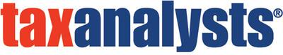 Tax Analysts logo.  (PRNewsFoto/Tax Analysts)