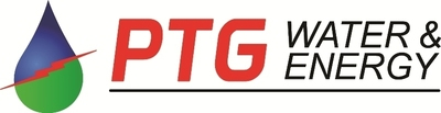 PTG Water & Energy Logo (PRNewsFoto/PTG Water & Energy)