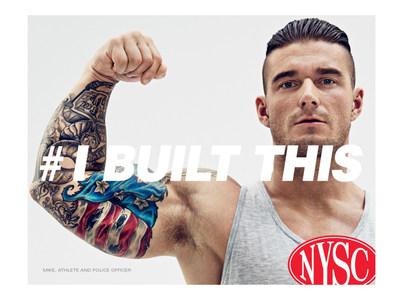NYSC #IBuiltThis campaign.