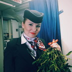 KISSaLOT--LOT Polish Airlines Hangs Mistletoe In The Highest Place In The World
