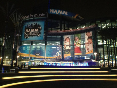 Global Music and Sound Industry Finds Success at the 2013 NAMM Show. (PRNewsFoto/National Association of Music Merchants (NAMM)) (PRNewsFoto/NAMM)