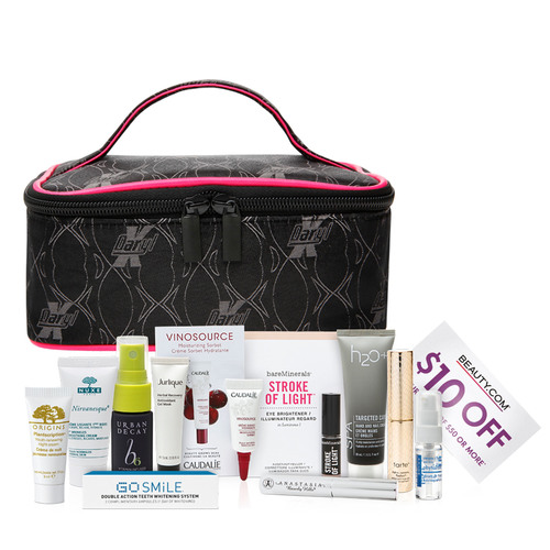 Beauty.com Debuts the Daryl K Overnight Kitty Tote as Gift with Purchase. (PRNewsFoto/Beauty.com) ...