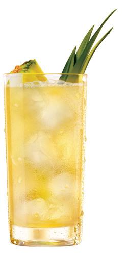 Pineapple Fused.  (PRNewsFoto/BACARDI)