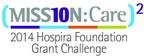 Apply now for the 2014 Hospira Foundation Grant Challenge online at Hospira.com/MissionCare2. (PRNewsFoto/The Hospira Foundation)
