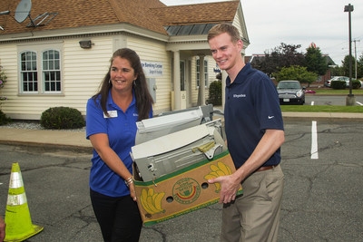 E-Recycling day and Center for EcoTechnology environmental seminar to be held at LEED(R) certified Northampton office.
