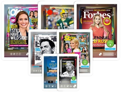 New MAZ App Storefront (PRNewsFoto/MAZ)