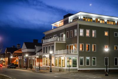 84 Main Resort in Kennebunk, Maine (PRNewsFoto/Capital Resorts)