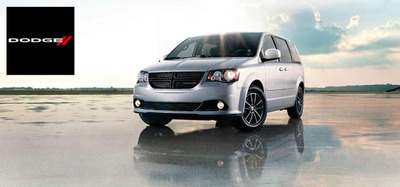 The 2014 Dodge Caravan is a top choice for Kenosha area families and is a popular model at Palmen Motors. (PRNewsFoto/Palmen Motors) (PRNewsFoto/PALMEN MOTORS)