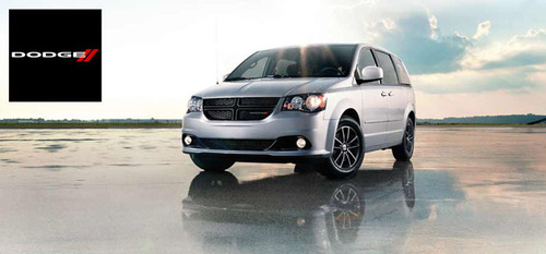 The 2014 Dodge Caravan is a top choice for Kenosha area families and is a popular model at Palmen Motors.  (PRNewsFoto/Palmen Motors)