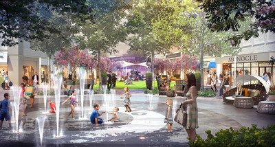 Triangle Park Rendering