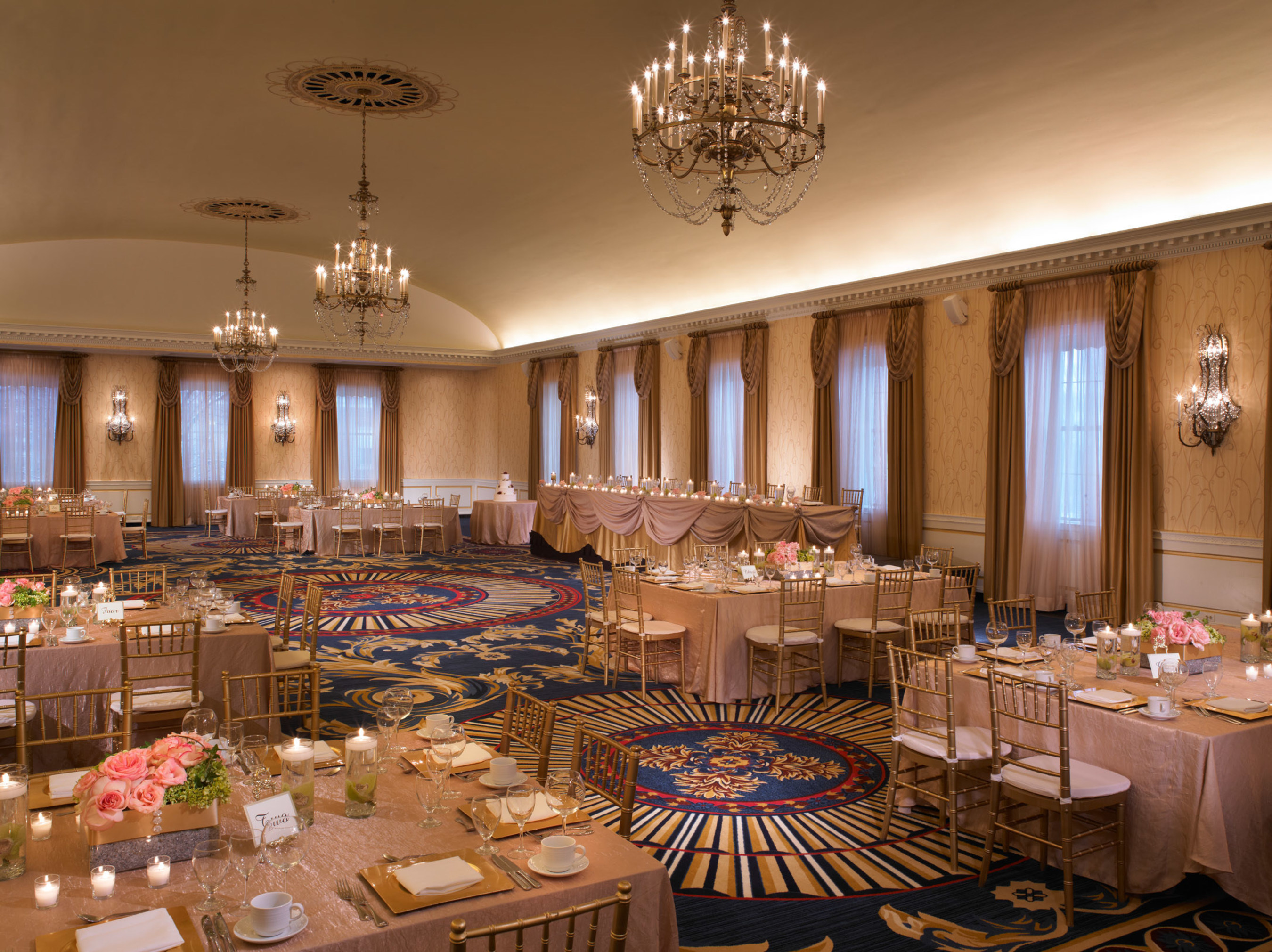 The Alexandria Ballroom At Dearborn Inn