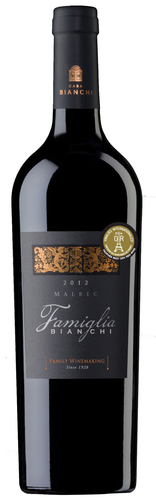 "French Name Valentin Bianchi Famiglia Malbec 2012 As ""Best Dry Red Wine"" In The World (PRNewsFoto/Quintessential)"