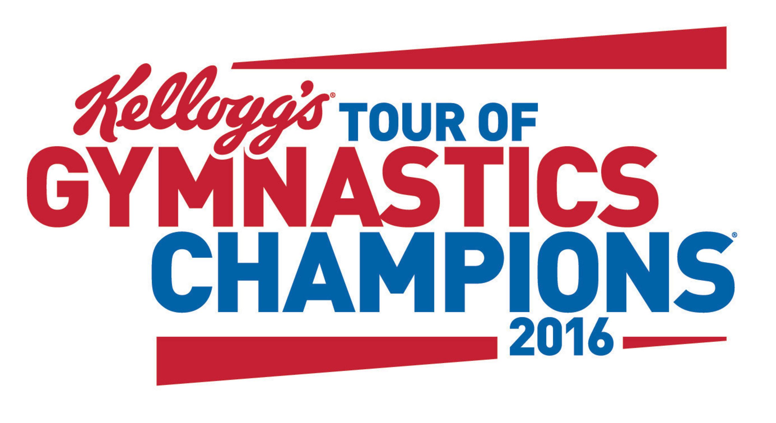 2016 Kellogg's(R) Tour of Gymnastics Champions