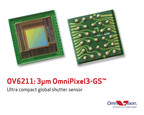 OV6211: Ultra-compact global shutter sensor for computer vision applications.  (PRNewsFoto/OmniVision Technologies Inc.)