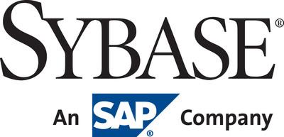 Sybase, an SAP Company http://www.sybase.com.  (PRNewsFoto/Sybase, Inc.)