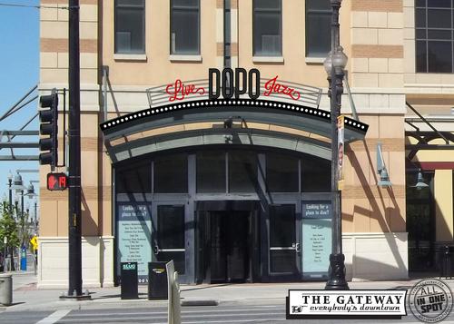 DOPO Live Jazz Restaurant Coming to The Gateway in Salt Lake City, UT. (PRNewsFoto/Retail Properties of America)