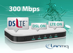 Lantiq Demonstrates Bonded VDSL + LTE With Up to 300 Mbps
