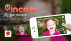Quickly Record, Trim and Share Life's Highlights Through Mobile Video at No Cost with Pincam.  (PRNewsFoto/SK Planet)