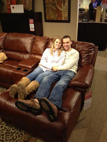 Art Van Furniture Donates Furnishings To Detroit Veteran Sgt. Davin Dumar As Part Of Operation