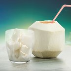 New Fresh Young Coconut and Coconut Haupia Now Available at Ono Hawaiian BBQ.