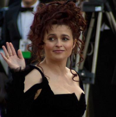 Helena Bonham Carter at the 83rd Academy Awards (photo by David Torcivia)