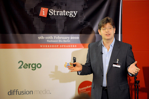 iStrategy: Apple Joins the Battle for Social Domination