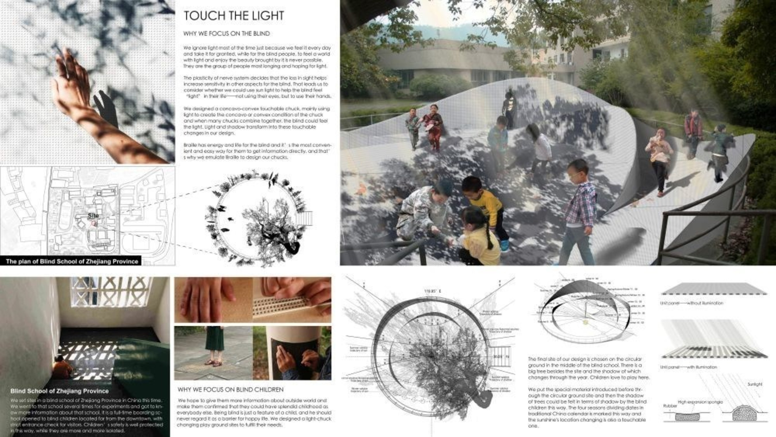 Team 532 - Light for the Blind Asia and Oceania Daylight Investigations (PRNewsFoto/VELUX Group)