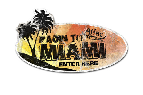 Aflac Offers Chance To Go Backstage With Carl Edwards at the Ford 500 Homestead-Miami Speedway