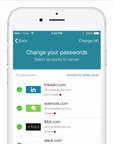 Dashlane Password Changer iPhone