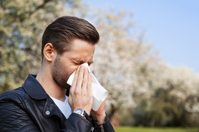 Cleaning your air ducts is just one simple way you can fight seasonal allergies.