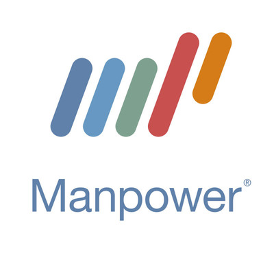 Manpower Inc. logo. (PRNewsFoto/Manpower Inc.)