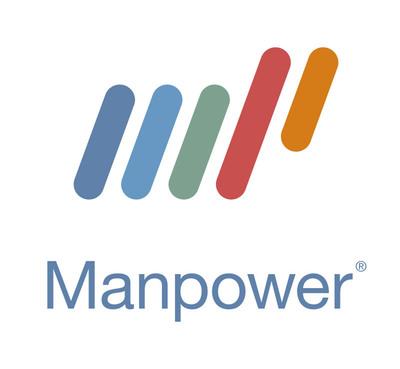 Manpower Inc. logo. (PRNewsFoto/Manpower Inc.)