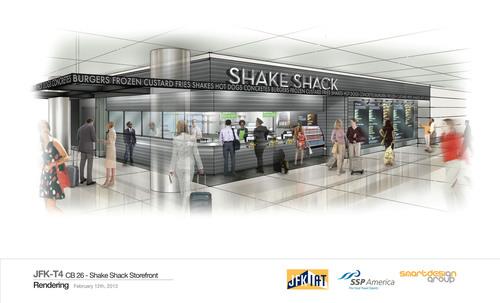 Shake Shack.  (PRNewsFoto/SSP America)
