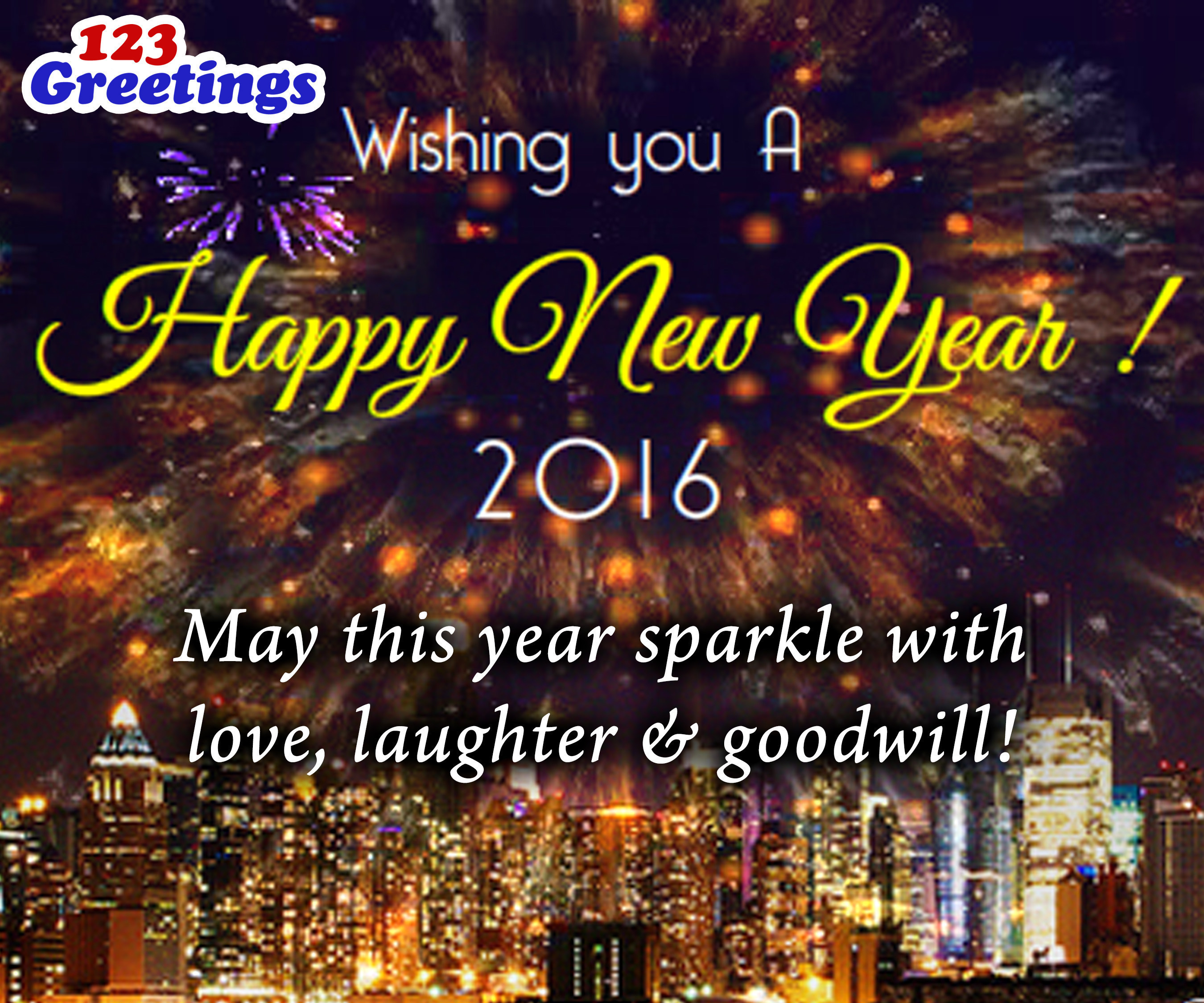 This New Year 123Greetings.Com Urges Its Users To Make A Resolution To Stay Connected With Their
