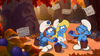 "Sony Pictures Animation to debut all-new Smurfs mini-movie, ""The Smurfs: The Legend of Smurfy Hollow,"" available on DVD September 10th from Sony Pictures Home Entertainment.  (PRNewsFoto/Sony Pictures Home Entertainment)"