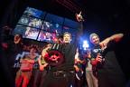 Japan's DJ Shintaro wins Red Bull Thre3style 2013 World Final in Toronto, Canada.  (PRNewsFoto/Red Bull, Maria Jose Govea)