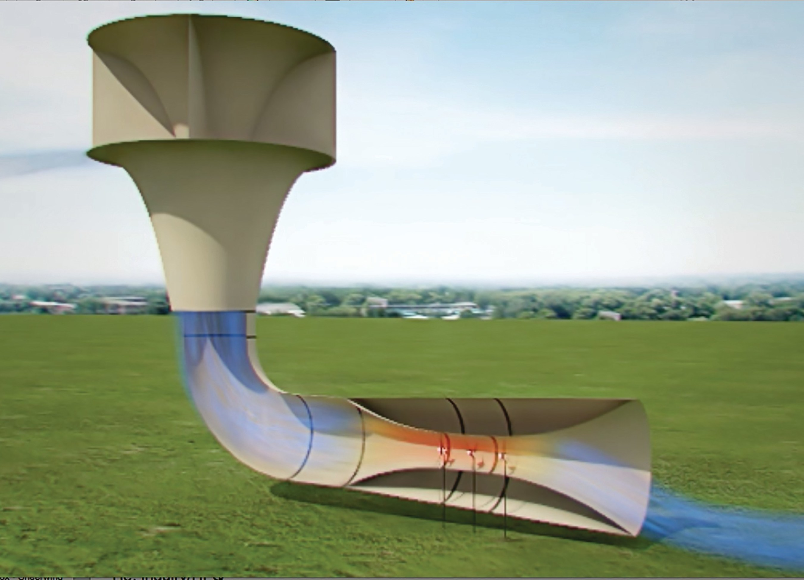 Netherland Investment Company to Manufacture and Distribute SheerWind Technology