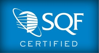 SQF certified.