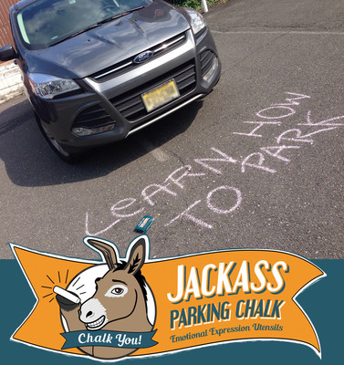 Learn How To Park! - SPOT, EXPRESS, SHARE - #ChalkYou