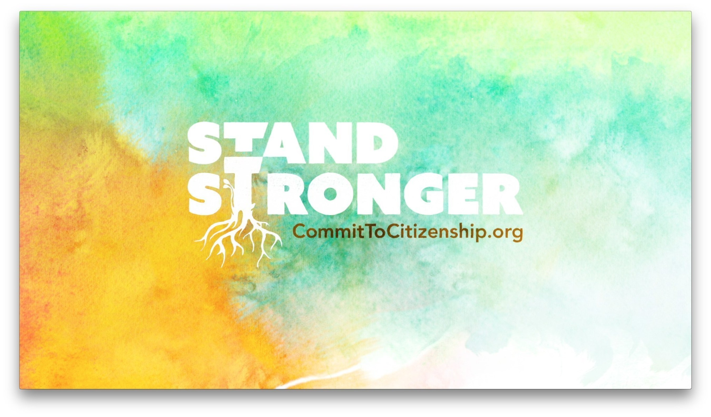 Republica Unveils 'Stand Stronger' Campaign For Coalition Initiative Promoting U.S. Citizenship