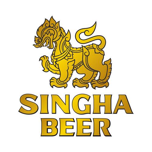 Singha Beer - Thai Premium Import Lager.  (PRNewsFoto/Singha Corporation Co., Ltd.)
