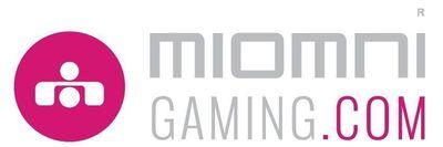 Miomni Gaming logo (PRNewsFoto/Atlantis Casino Resort Spa)