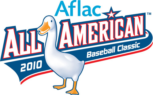 2010 Aflac All-American High School Baseball Game logo.  (PRNewsFoto/Aflac)