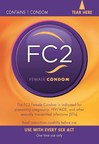 FC2 Female Condom (PRNewsFoto/The Female Health Company)